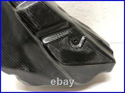 CRF250R CRF450R Carbon Fiber Gas Fuel Tank Geico Honda CRF250 10-13 CRF450 09-12