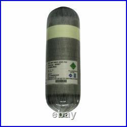 Carbon Fiber 88cf Scuba Diving Air Tank 9L 4500psi Compressed Cylinder M18x1.5