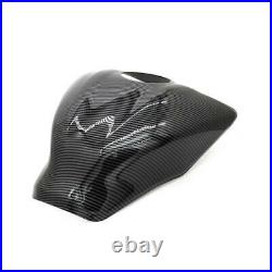 Carbon Fiber Color Tank Cover Full Tank Gloss Twill For Yamaha YZF R6 2017-2020