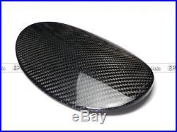 Carbon Fiber For Porsche Boxster 987 Cayman S Fuel Tank Oil Cap Cover Trim Kits