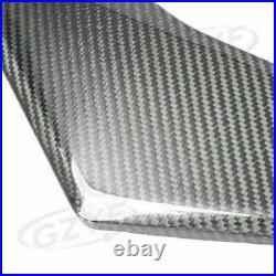 Carbon Fiber Gas Tank Side Cover Panel Fairing For Suzuki GSXR1000 2007-2008 K7