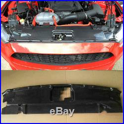 Carbon Fiber Hood Engine Bay Inside Water Tank Cover For Ford Mustang 2015-2016