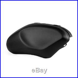 Carbon Fiber Side Tank Covers Motorcycle protector Covers Matt For YAMAHA XSR900