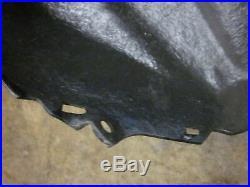 Carbon Fiber Tank Cover for a 03-06 Honda CBR600RR CBR 600RR