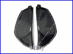 Carbon Fiber Tank Side Panels For Honda CBR1000RR 2008-2011