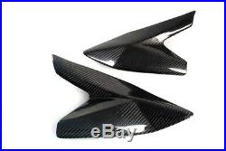 Carbon Fiber Underseat Tank Side Panels For Cagiva Xtra Raptor 1000 2002-2007