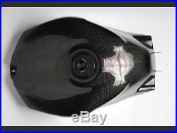 Carbon fiber fuel tank cover Yamaha R1 2007-2008