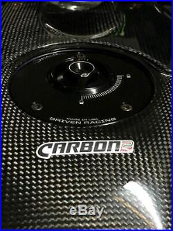 Carbon2race Yamaha Yzf-r1 2015-2019 Carbon Fiber Full Tank Cover