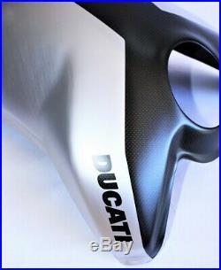 Cover Tank Customized Carbon Ducati Panigale V4/V4s/V4R