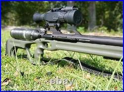 Custom AirForce Airguns Texan. 45 PCP Air Rifle with carbon fiber tank