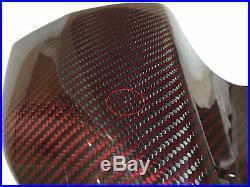 DISCOUNT 2008-2016 R6 Gas Tank Air Box Front Cover Fairing Cowl Carbon Fiber Red