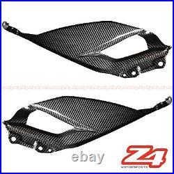 DISCOUNT 2018-2020 GSX-S750/Z Gas Tank Side Knee Cover Fairing Cow Carbon Fiber