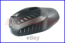 DUCATI Panigale 899/959/1199/1299 Vented Carbon Fiber Tank Cover Matt