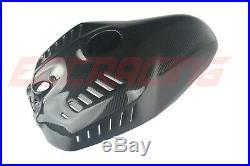 DUCATI Panigale 899/959/1199/1299 Vented TWILL Carbon Fiber Tank Cover