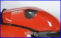 Ducati 1299 Panigale 2015-2017 R&G Racing Carbon Fibre Tank Sliders TS0009C