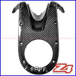 Ducati 696 796 1100 Gas Tank Ignition Cover Guard Trim Fairing Cowl Carbon Fiber
