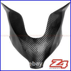 Ducati 899 959 1199 1299 Carbon Fiber Gas Tank Fuel COVER Panel Fairing Cowling