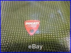 Ducati 996 Rs 996rs Race Bike True Carbon Fiber Race Fuel Petrol Gas Tank
