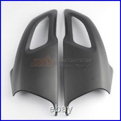 Ducati Diavel 2011-2018 Tank Side Cover Air Intake Panel Fairing Carbon Fiber
