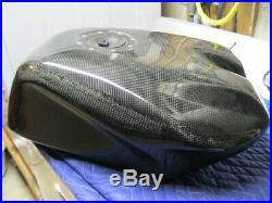 Ducati MS Carbon Fiber Gas Tank