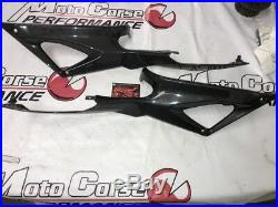 Ducati Performance Carbon Fiber Fuel Tank Underneath Fairing Cover 848 1098 1198