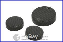 Ducati Sbk 899 1199 1299 Panigale Carbon Fiber Cover Fluid Tank Cap