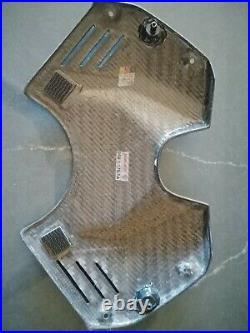 Ducati V4 V4S V4R Panigale performance carbon fiber tank cover OEM