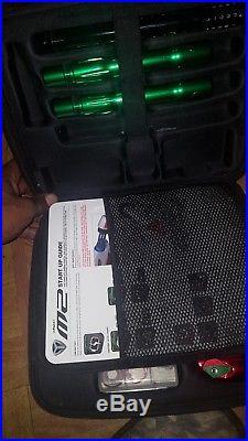 Dye M2 Paintball Gun with v2 def carbon fiber 68/4500 tank