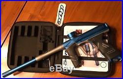 Dye marker DSR Ninja Superlite 2 carbon fiber tank Dye r2 rotor