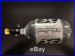 Empire 68/4500 Carbon Fiber HPA Tank High Pressure Paintball Tank 2018