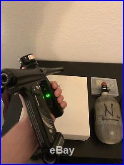 Empire Mini AND Ninja 68/4500 Carbon Fiber Air Tank