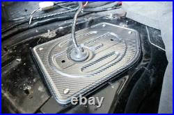 FULL CARBON FIBER FUEL TANK COVER Mazda RX-7 FD3S