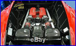 Ferrari 360 Carbon Fiber Coolant Reservoir Tank Cover