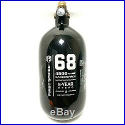 First Strike Carbon Fiber 68/4500 PSI Paintball Tank 03/16