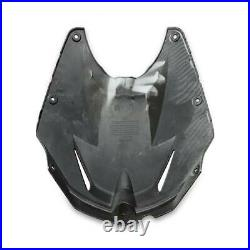 For BMW S1000RR Carbon Fiber Gas Tank Cover Fairing Panel Twill 2009-2014 2013