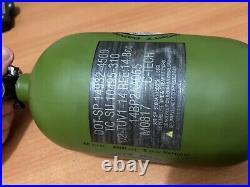 GI Sportz 68/4500 Carbon Fiber Hpa Tank