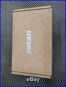 GLOSSY Plain Carbon fiber tank protectors Ducati 899 959 1199 1299 Panigale