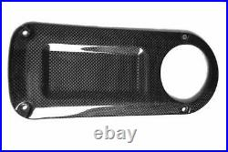 Gas Tank Cover Panel for Kawasaki Ninja ZX12R 2001-2005 Carbon Fiber