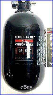 Guerrilla Carbon Fiber Tank 48/4500