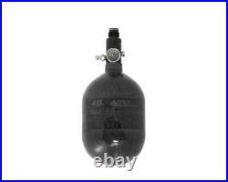 HK Army AeroLite Carbon Fiber Tank 48ci / 4500psi Smoke