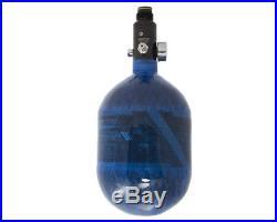 HK Army Aerolite 48/4500 Carbon Fiber Paintball HPA Air Tank Blue