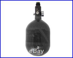 HK Army Aerolite 48/4500 Carbon Fiber Paintball HPA Air Tank Smoke