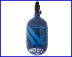HK Army Aerolite 68/4500 Carbon Fiber Paintball HPA Air Tank Blue