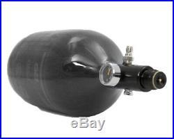 HK Army Aerolite 68/4500 Carbon Fiber Paintball HPA Air Tank Smoke
