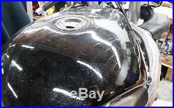 Hayabusa carbon fiber gas tank