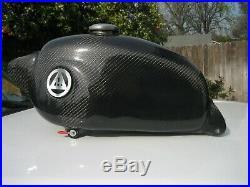 Hodaka Carbon Fiber Gas Fuel Tank Ahrma