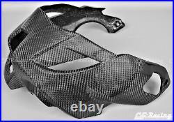 Honda NC750S/NC750X Lower Tank Cover (2017-2019) Carbon Fiber