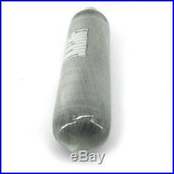 Hunting 1.1L CE 30Mpa PCP Air Cylinder Carbon Fiber Scuba Tank Thread M181.5