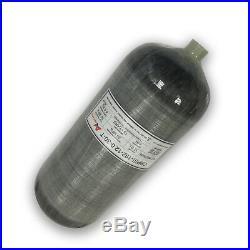 Hunting 12L Scba PCP Cylinder Diving Carbon Fiber Hpa Air Tank 4500Psi Kits 2019