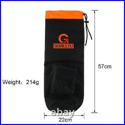 Hunting 3L CE 4500Psi Carbon Fiber Air PCP Tank&Refill Valve&Portable Bag Set